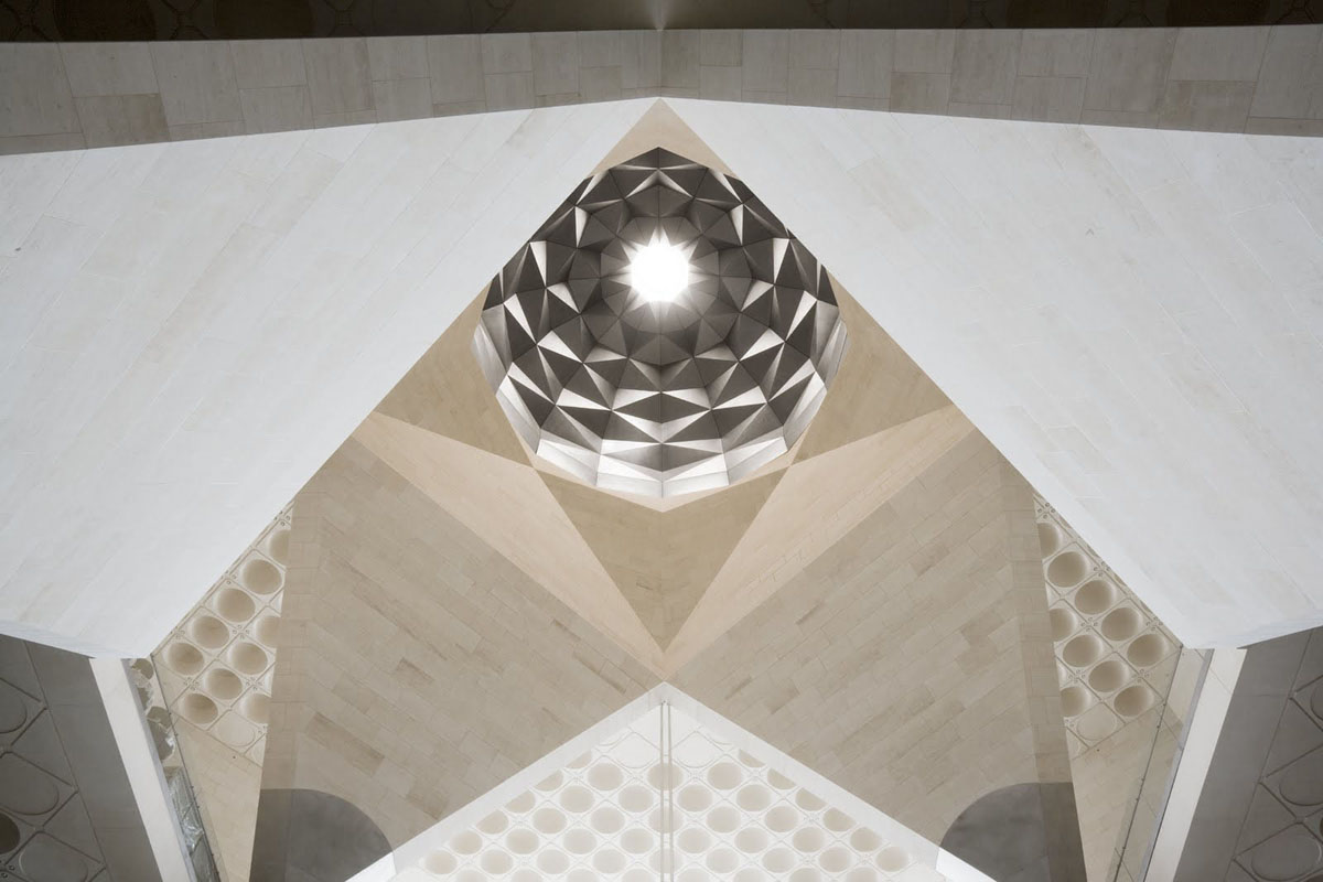 Museum Of Islamic Art In Doha By I. M. Pei  iDesignArch ...