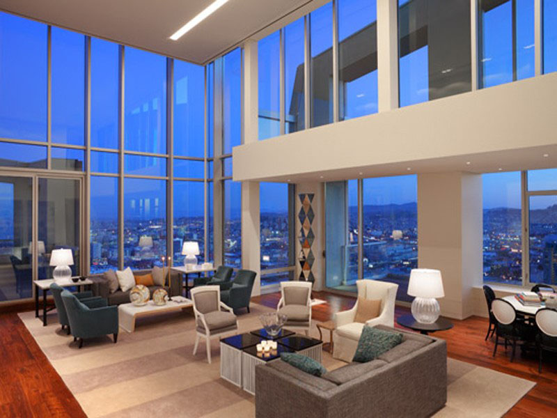 Museum Tower Penthouse In San Francisco Idesignarch