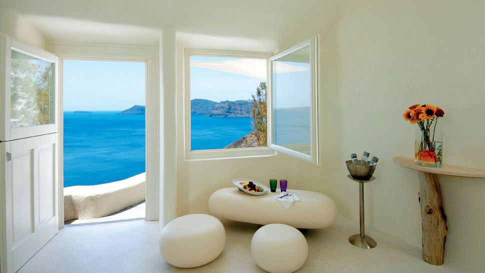 Santorini greece house design - home design and style.