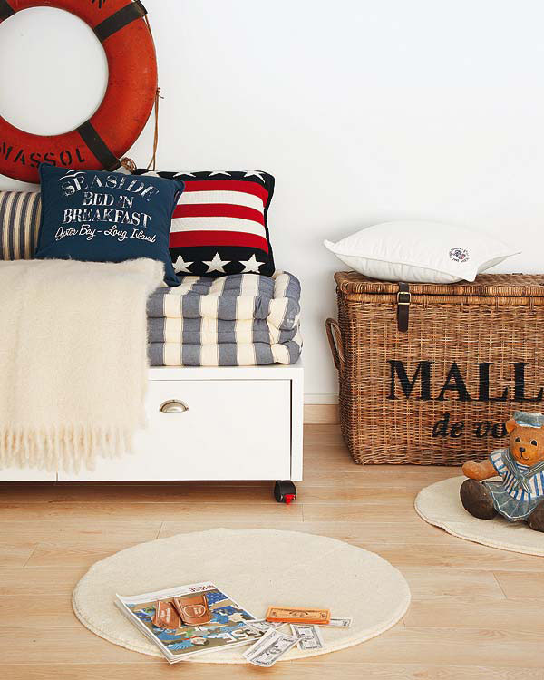 nautical inspired bedroom for boys idesignarch interior design