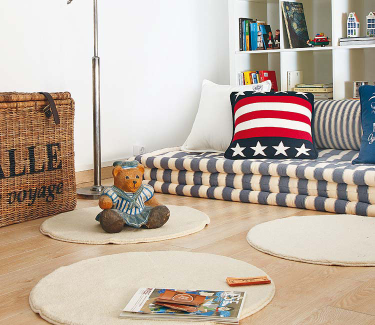 Nautical Inspired Bedroom For Boys