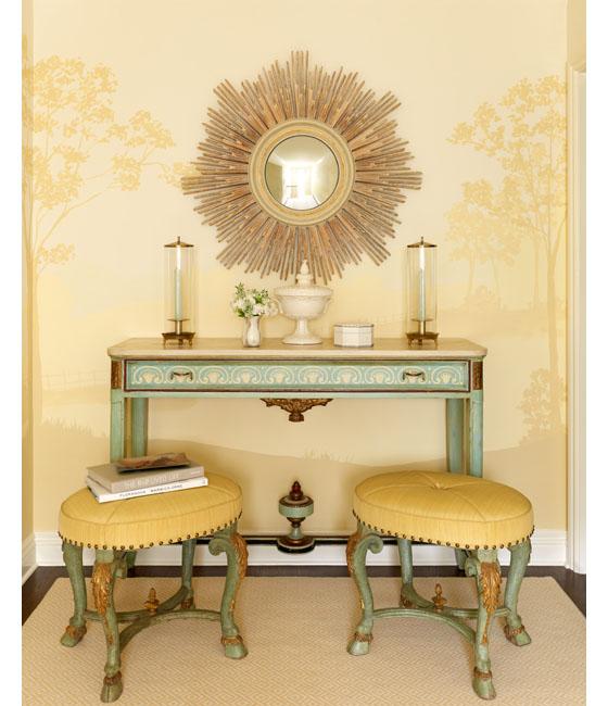 American Home Interior Design: New Classic American Home Design