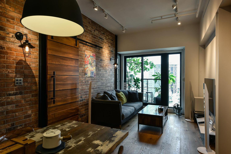 new taipei city industrial loft apartment 9 idesignarch interior