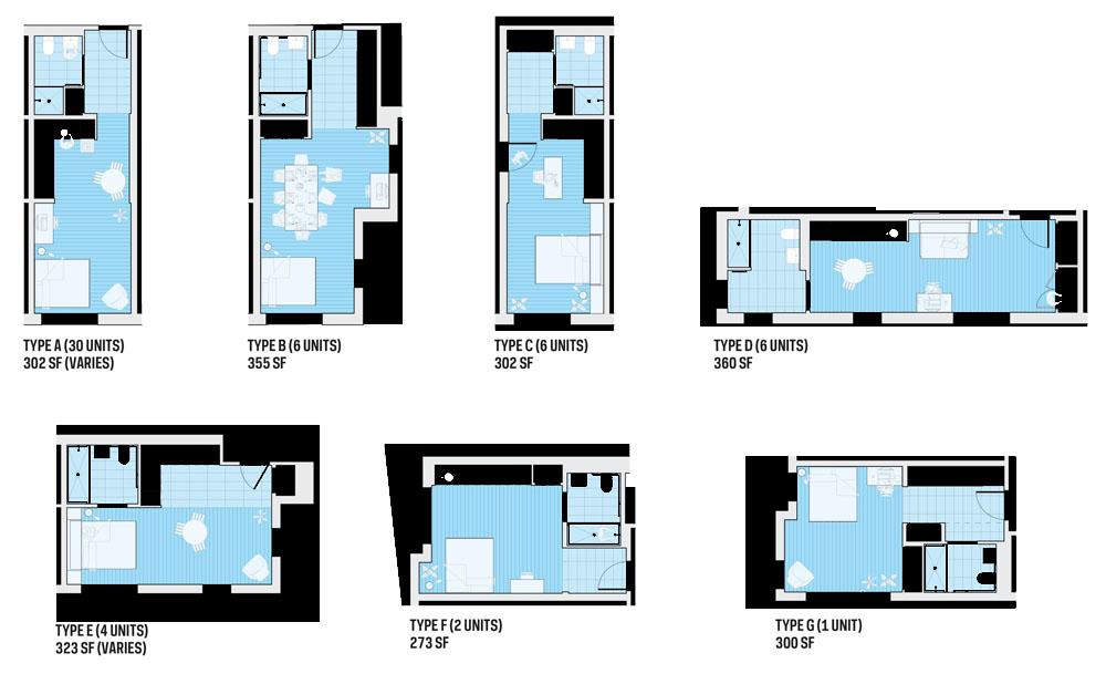 Prefab New York Micro Unit Apartment Building Offers