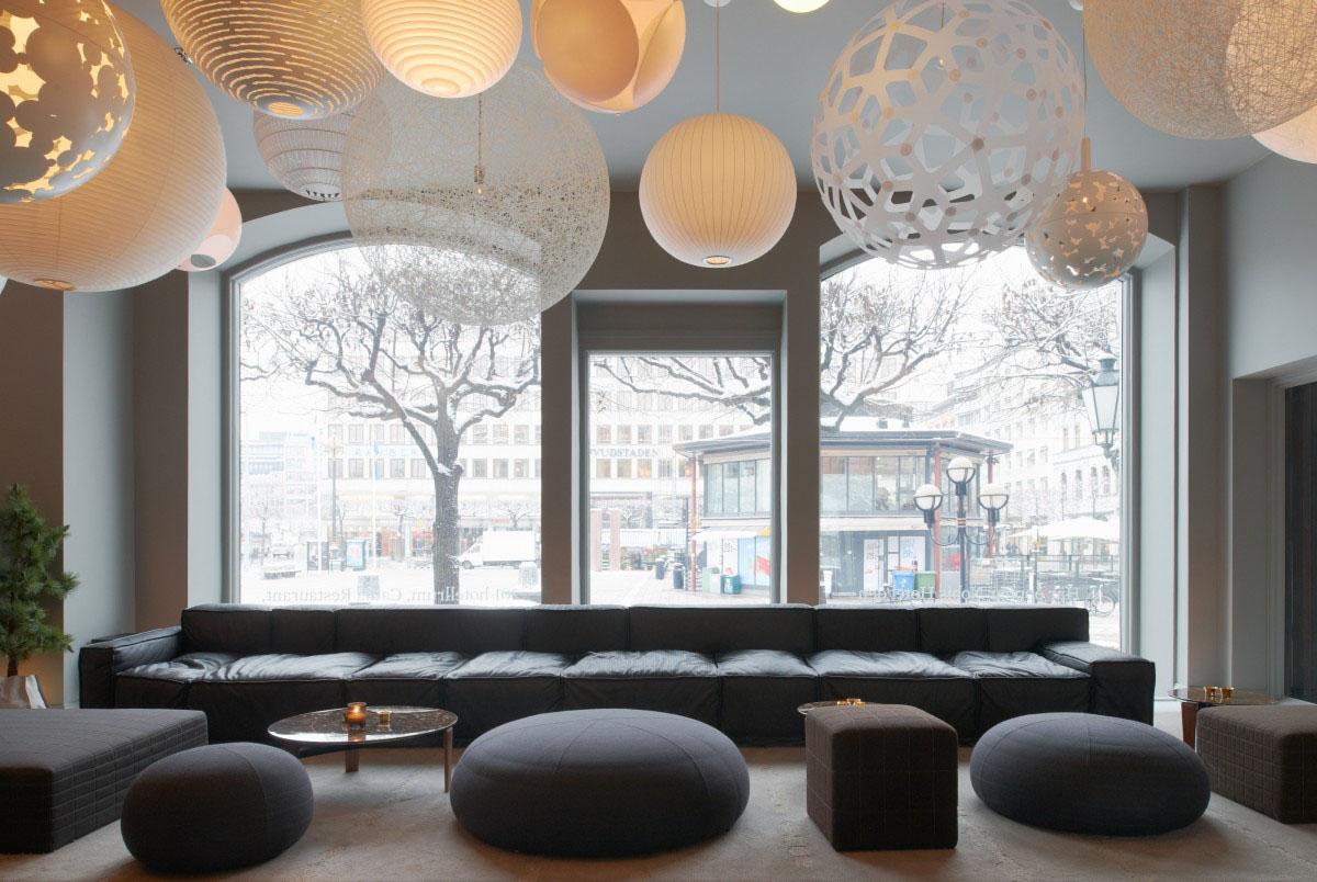 Nobis hotel stockholm with stunning glass domes for Designhotel stockholm