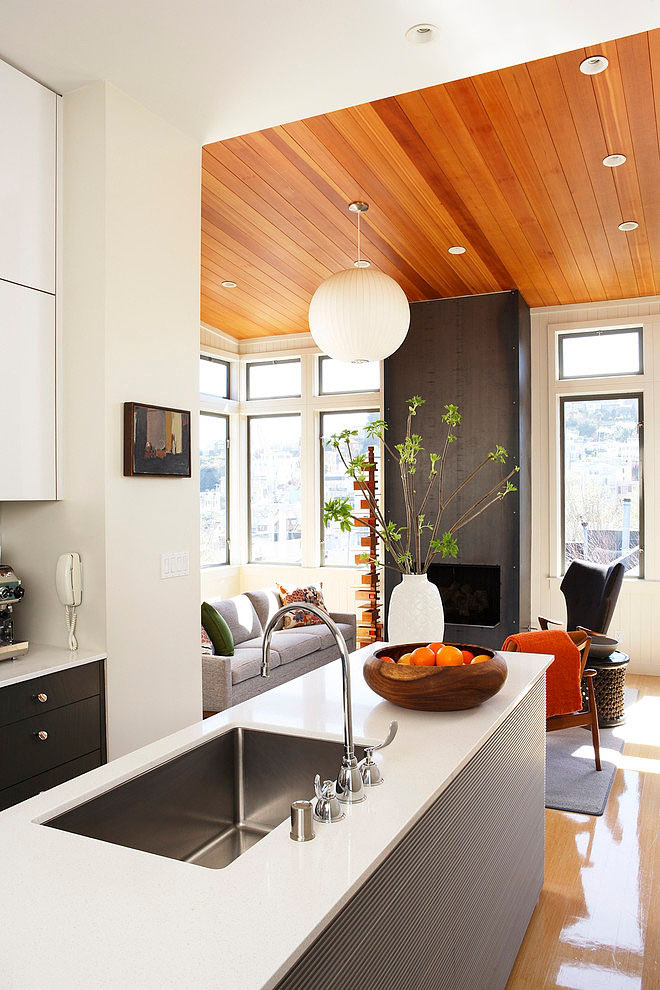 Modern Home Interior in San Francisco