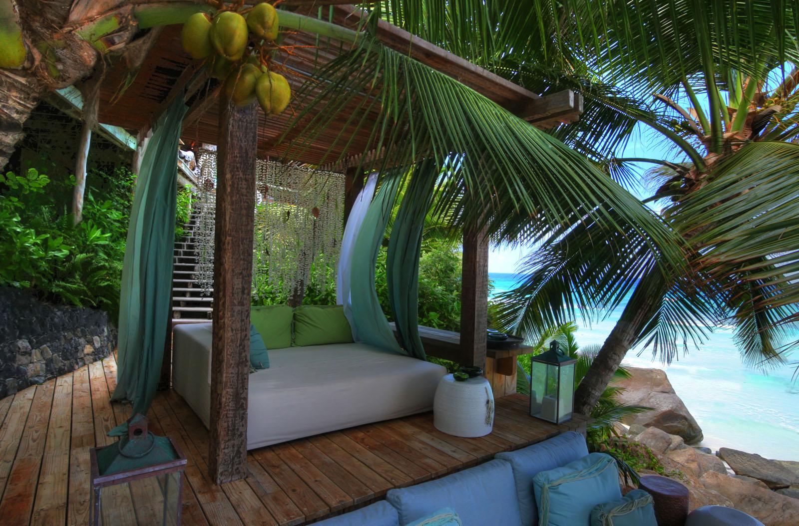 north island lodge a private sanctuary in seychelles idesignarch interior design. Black Bedroom Furniture Sets. Home Design Ideas