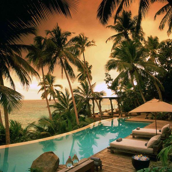 North Island Lodge A Private Sanctuary In Seychelles