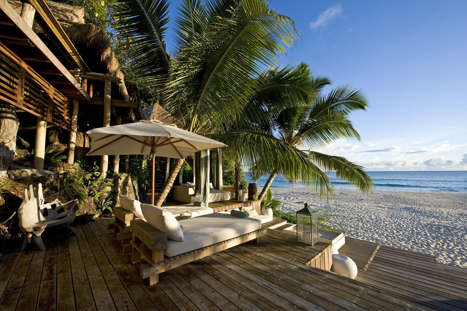 north island lodge a private sanctuary in seychelles. Black Bedroom Furniture Sets. Home Design Ideas