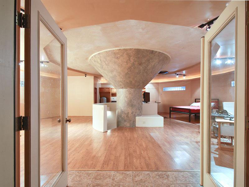 Missile-Silo-Luxury-Home