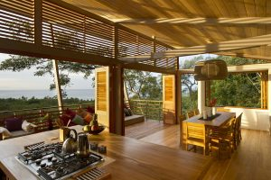 Tropical Ocean View Retreat