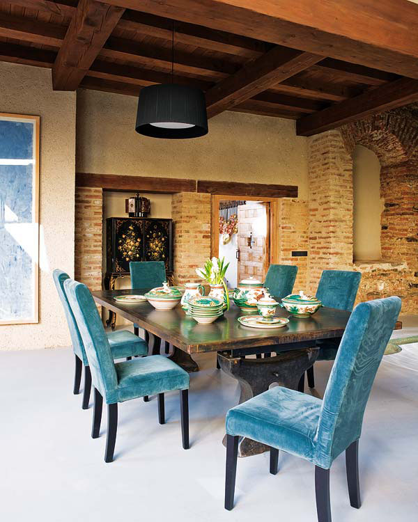 Oil Mill Converted Into Home 6 12th Century Oil Mill Converted Into Contemporary Home On Interior Colors