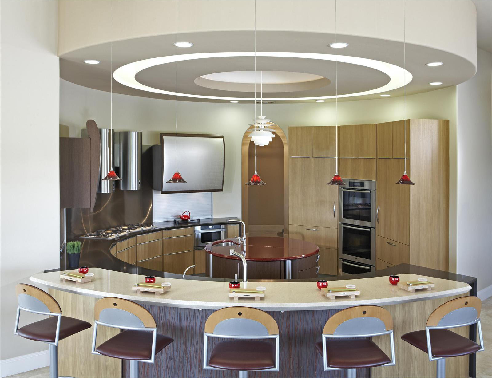 via homeportfolio - Open Kitchen Design Ideas