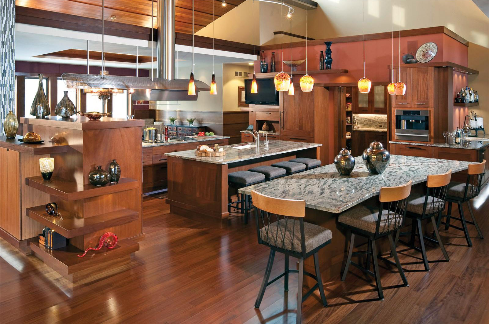 Incredible Open Kitchen Design 1600 x 1061 · 333 kB · jpeg
