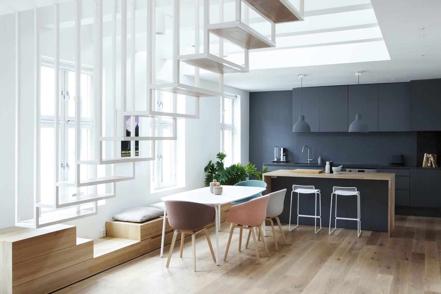 Modern Penthouse Loft