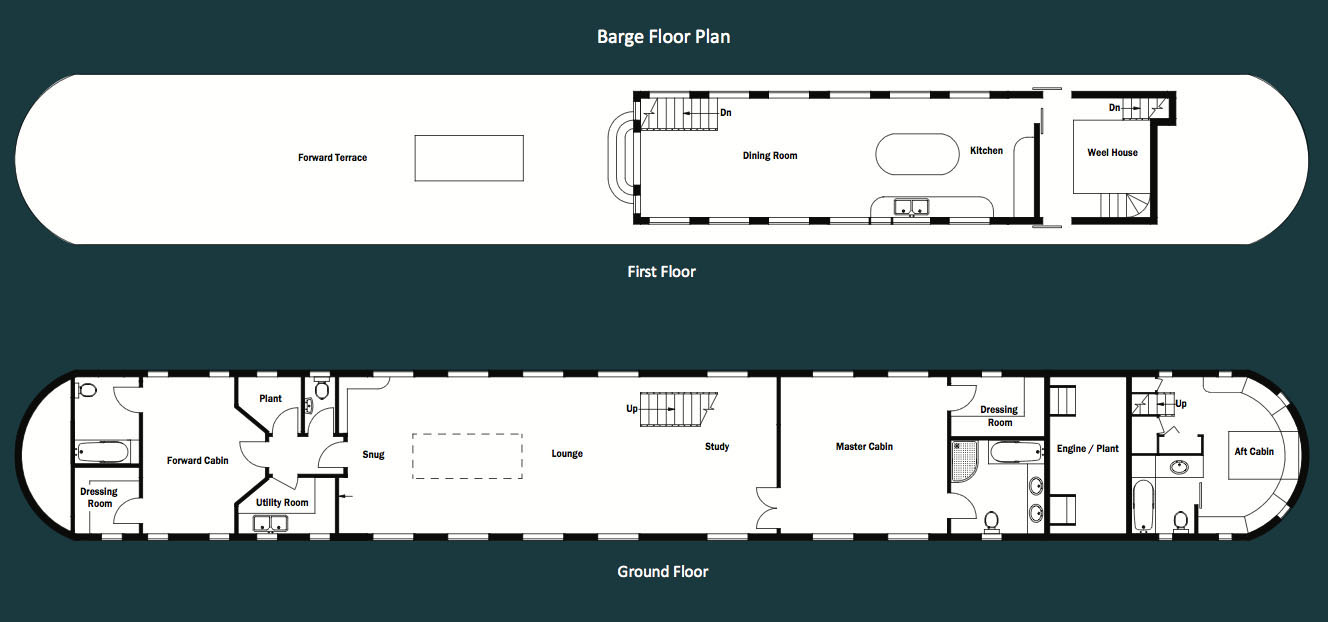 Bespoke luxury floating penthouse in london idesignarch for Floating home floor plans