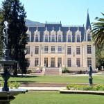 Restoration Of A French Renaissance Style Palace Las Majadas De Pirque