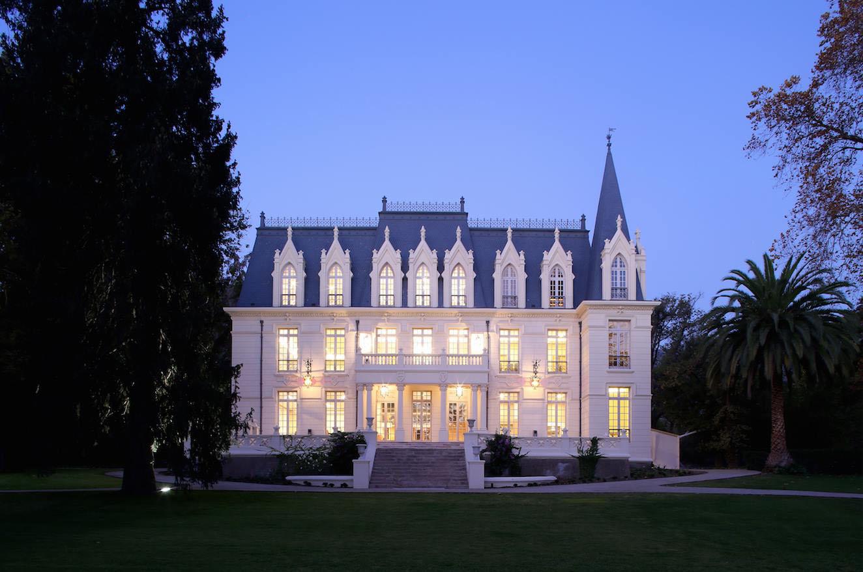 French Renaissance Mansion