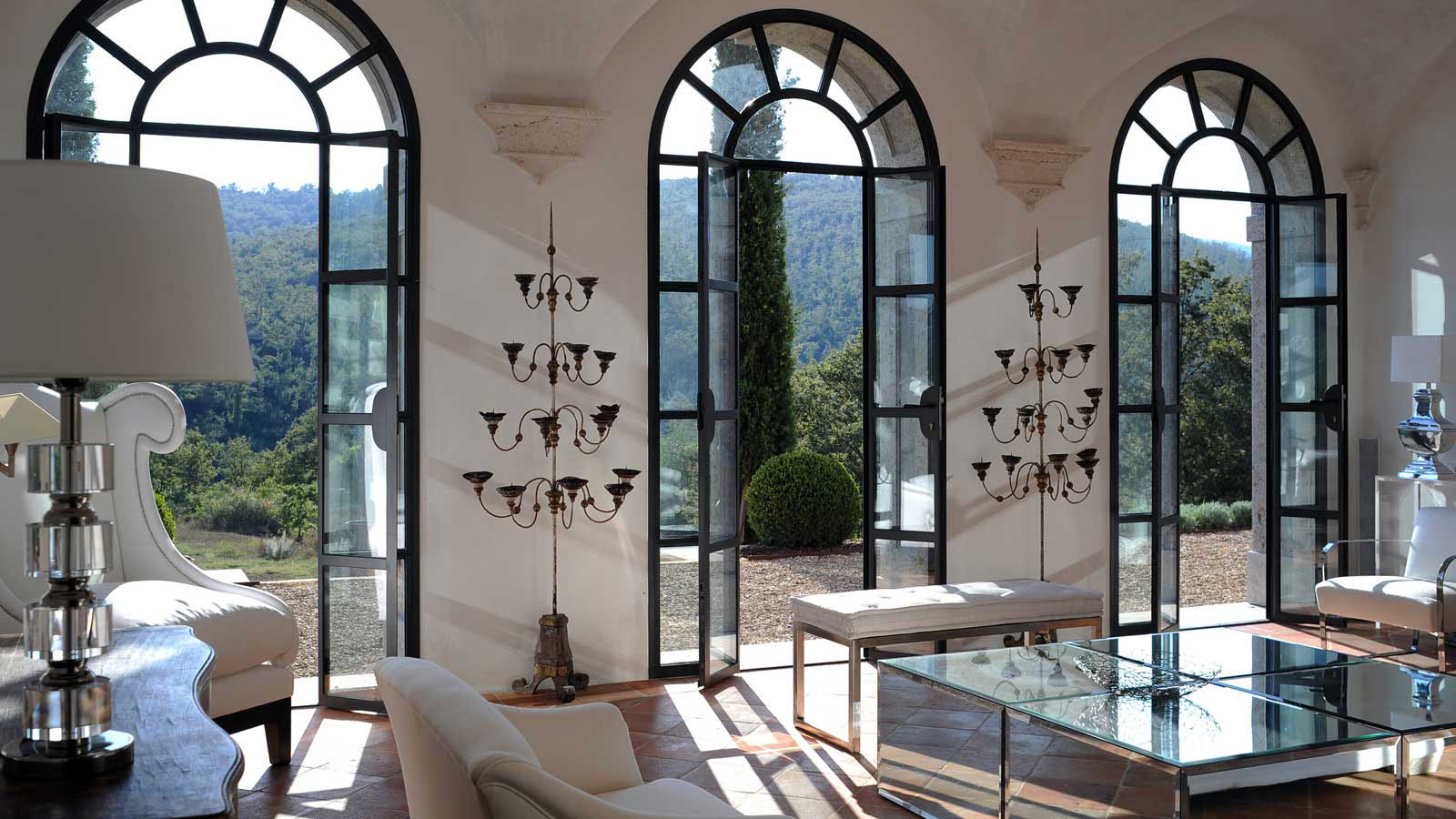 Palazzo castello di reschio 1 idesignarch interior for Hotel design umbria