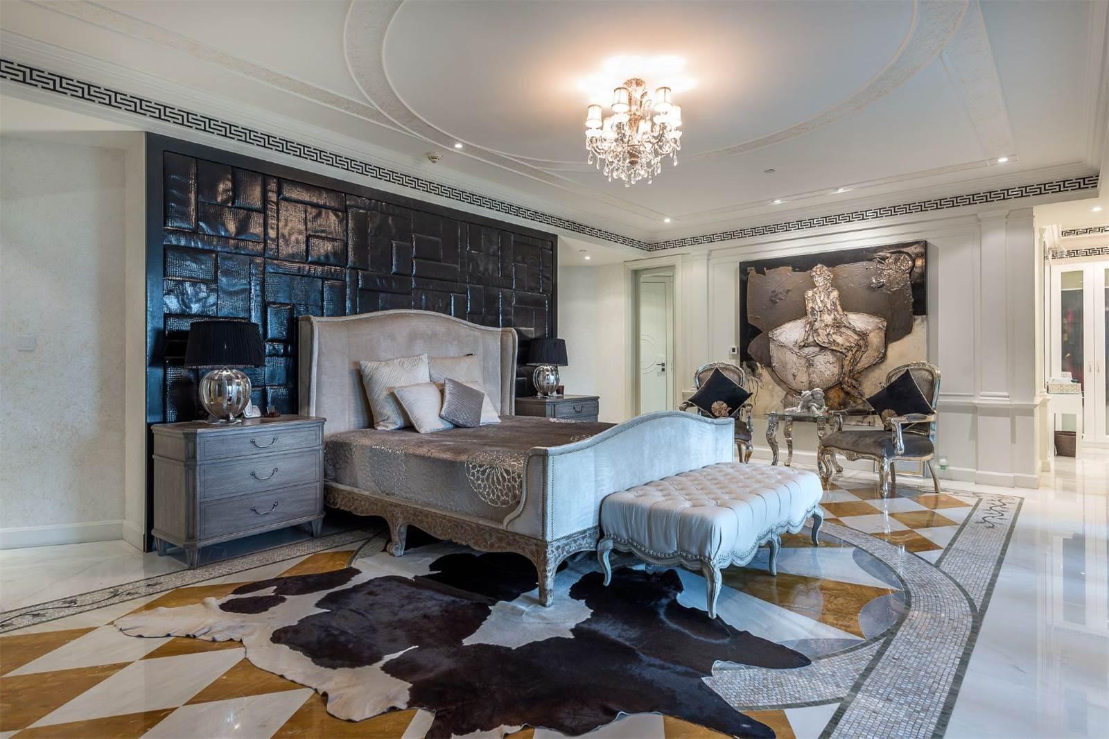 Palazzo Versace Opulent Waterfront Penthouse In Dubai ...