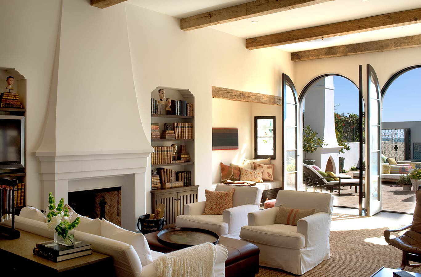 mediterranean home interior design. Spanish Colonial Beach House In Santa Monica  iDesignArch