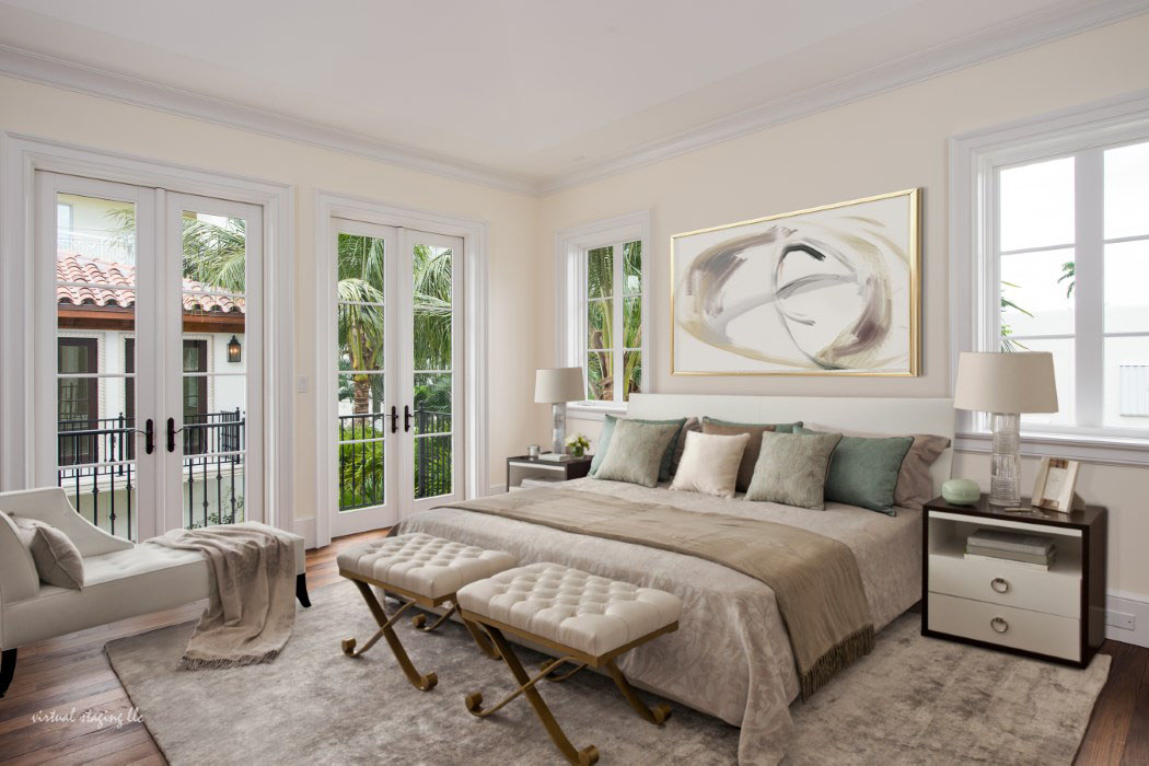 New mediterranean style home in palm beach idesignarch interior design architecture Palm beach interior designers