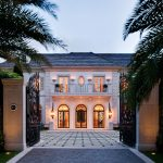 Luxury Home In Palm Beach With Water Views
