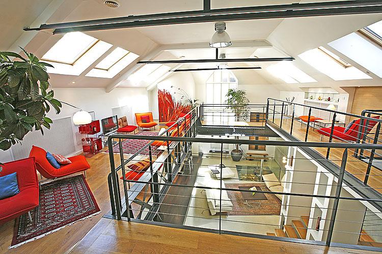 Paris Apartment Interior Design
