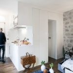 Cozy 215 Square Foot Studio Flat In Paris
