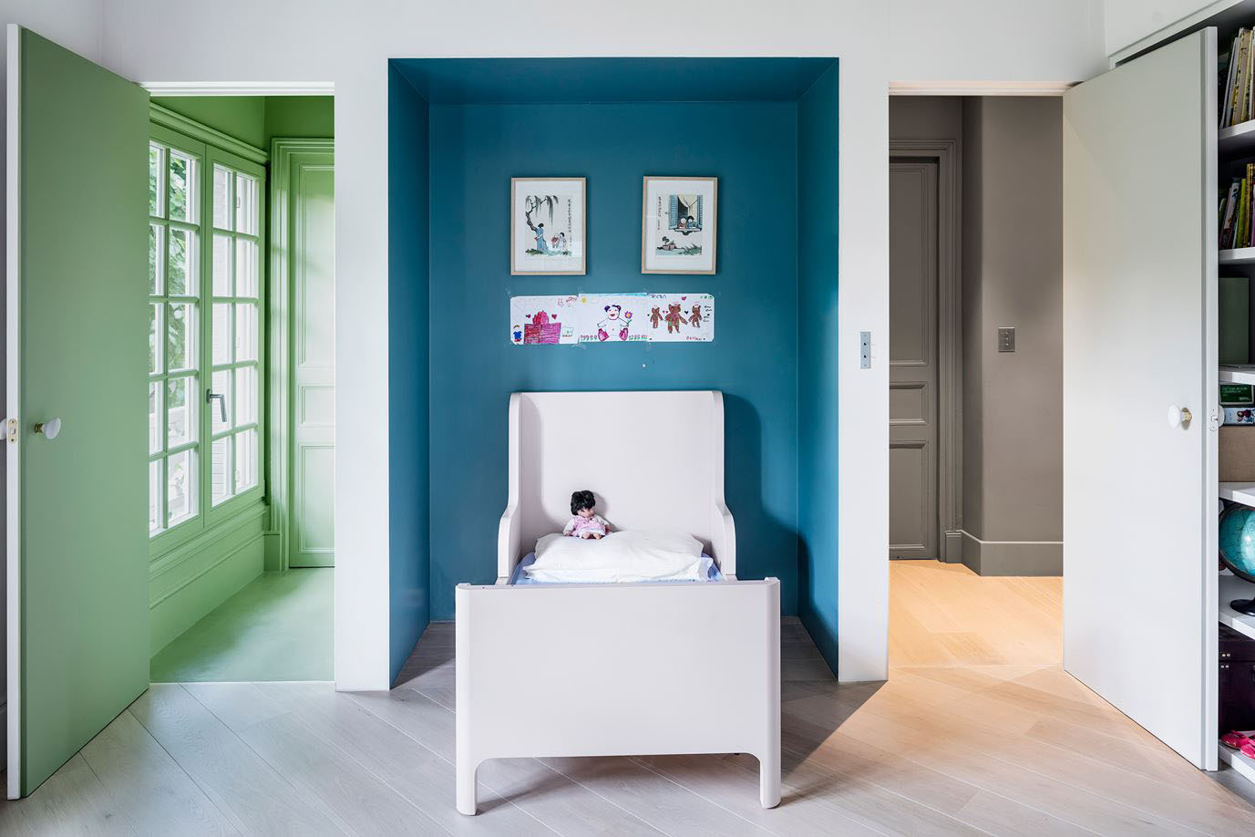 Contemporary Children's Room Design