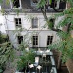 Paris Townhouse Converted Into Business Rental