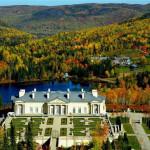 Billionaire Paul Desmarais' Stunning Estate