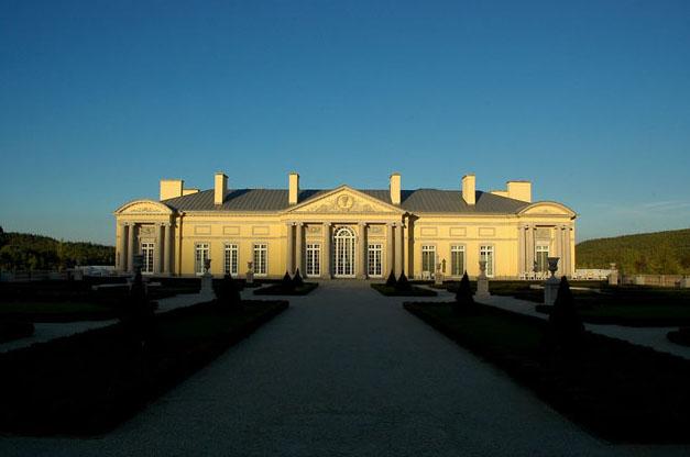 Billionaire Paul Desmarais' Stunning Estate | iDesignArch | Interior Design, Architecture ...
