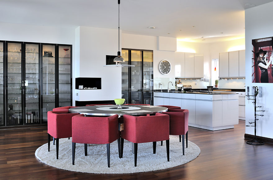 Luxury Penthouse Apartment In Malm 246 Idesignarch