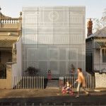 Contemporary Façade Romanticizes Victorian And Edwardian Houses