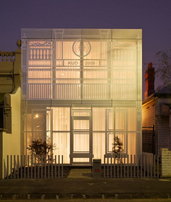 Contemporary Victorian Terrace House