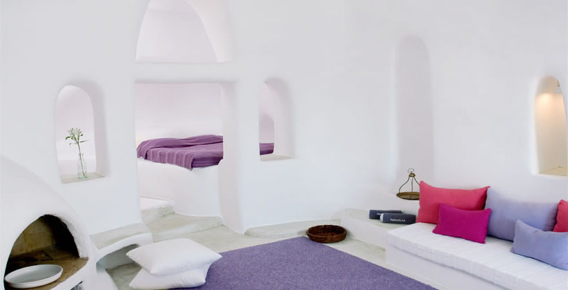 Cycladic Interior Decor