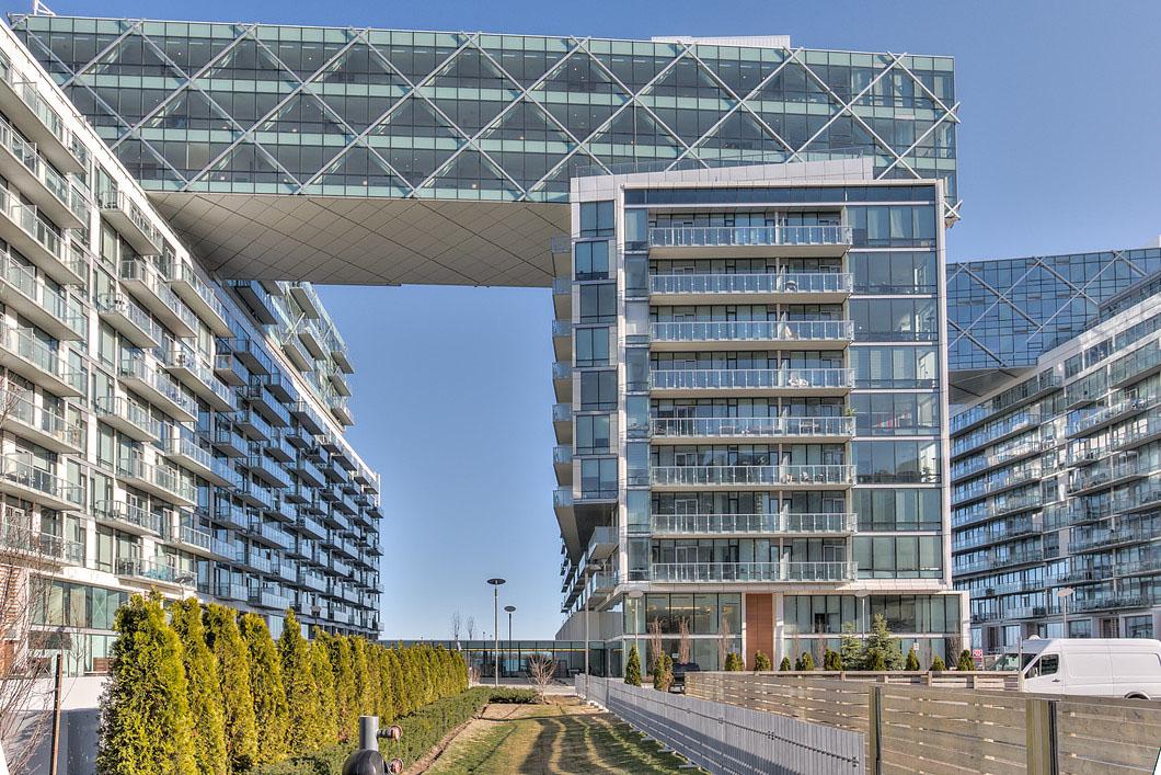 Queens Quay East Toronto Penthouse Condo