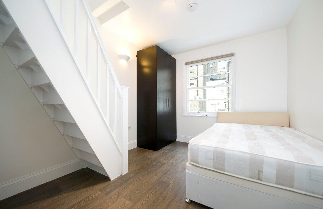 Conversion Of Bedsit Apartments In A Victorian Terrace