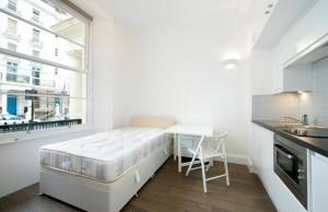 Pimlico bedsit apartments 6 idesignarch interior for Bedsitter interior design