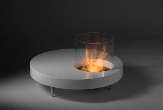 Smokeless Biofire Coffee Table Idesignarch Interior