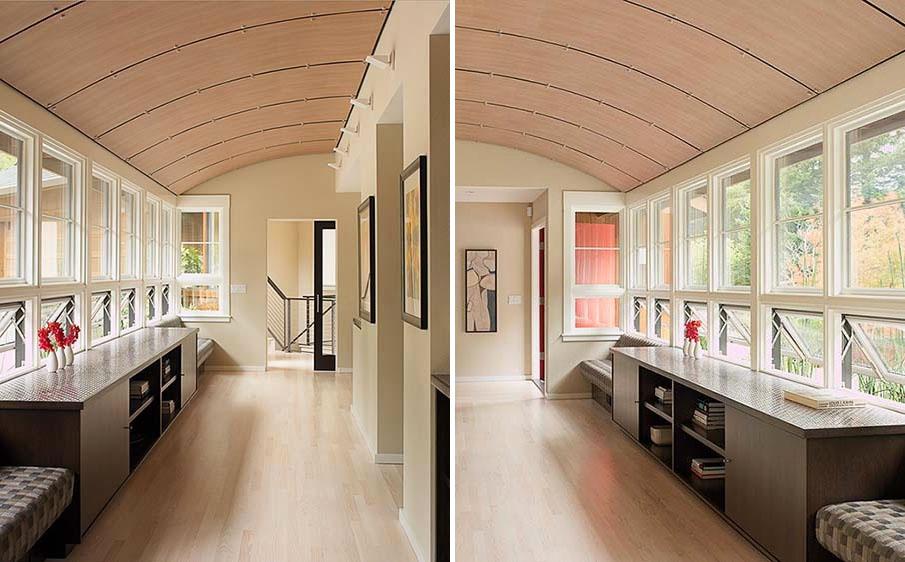 Modern Home Renovation By Sharon Portnoy. This ...