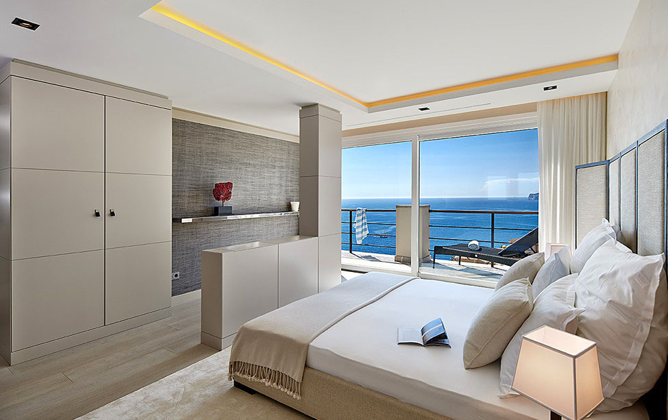 Ocean View Master Bedroom