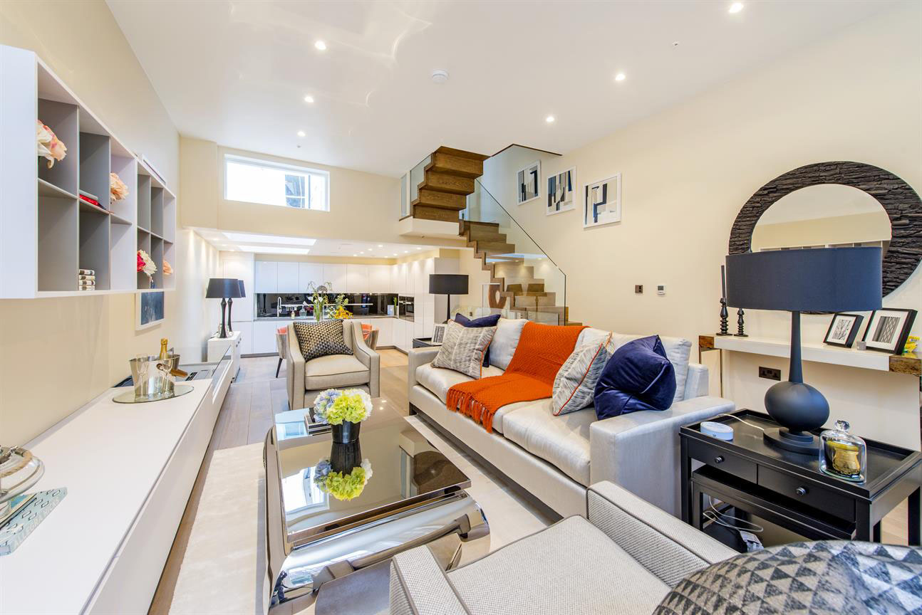 Exquisite House On Portobello Road In The Heart Of Notting Hill ...