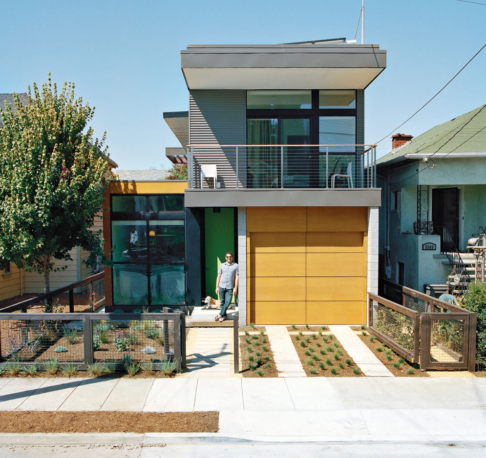 Eichler Inspired Affordable Prefab Home