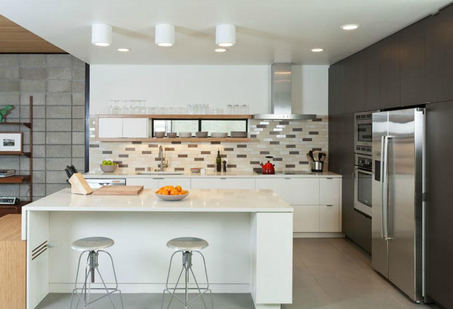 Eichler-Inspired Affordable Prefab Home | iDesignArch | Interior ...