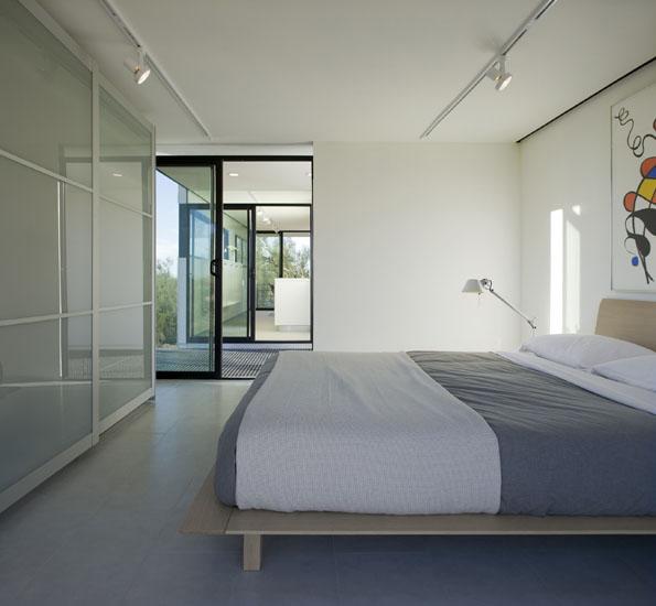 Protoype prefab home idesignarch interior design for Prefab interior arches