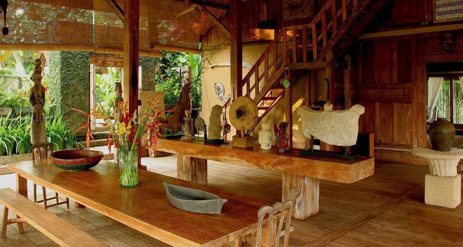Puri angsa luxury villa bali idesignarch interior design architecture interior - Balinese home decorating ideas ...