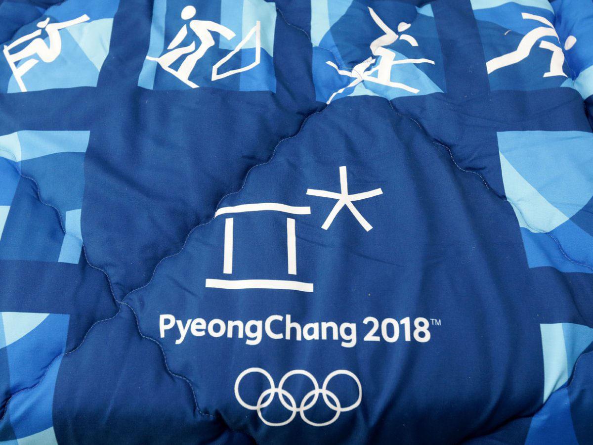 inside pyeongchang 2018 olympic athletes village