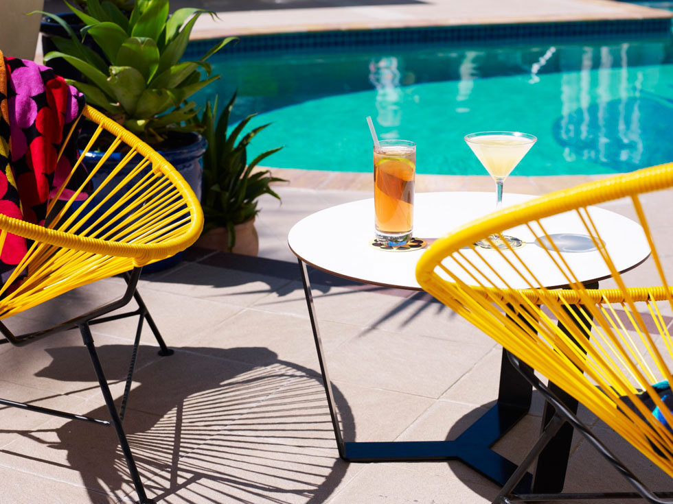Poolside Chairs